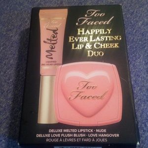PICK 2 FOR 20 TOO FACED HAPPILY EVER LASTING LIP